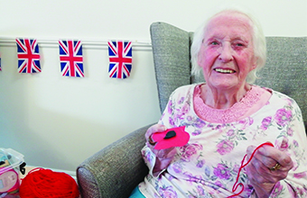 Home prepares for reflective Remembrance Day activities