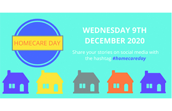 Contribution of homecare support to be celebrated