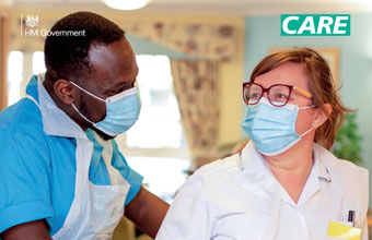 Care home workers: get your second Covid-19 vaccination by 11 November