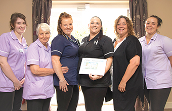 Norfolk care team accredited in specialist care