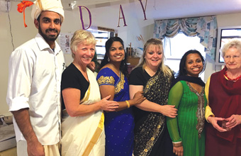 Bollywood comes to Camelot
